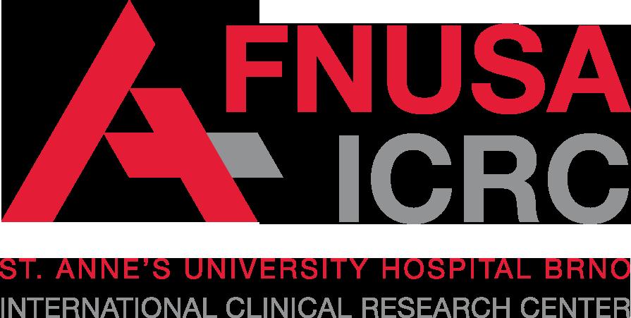 logo Mezinárodní centrum klinického výzkumu Fakultní nemocnice u sv. Anny v Brně
